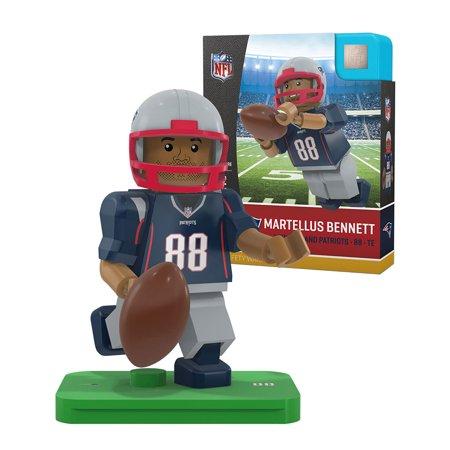New England Patriots Nfl Martellus Bennett Oyo Mini Figure