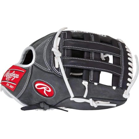 "Rawlings 12.75"" Heritage Pro Series Outfield Baseball Glove, Left Hand Throw"