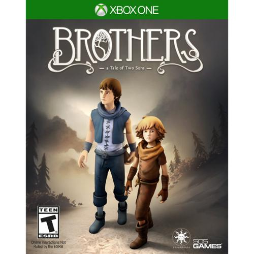 505 Games Brothers: A Tale Of Two Sons - Action/adventure Game - Xbox One (71501874)