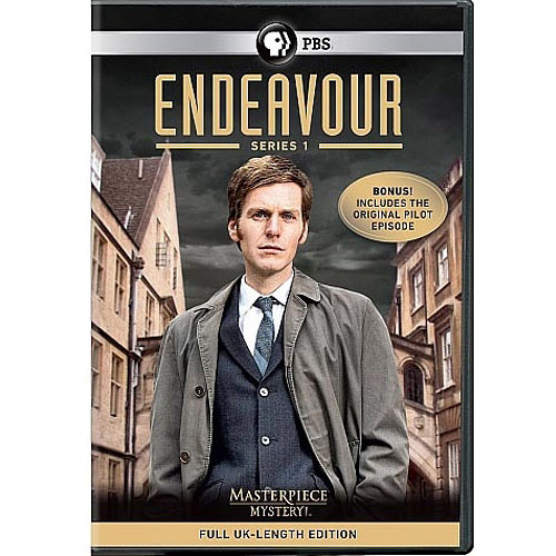 Masterpiece Mystery!: Endeavour Series 1 (Original UK Edition) by PBS DIRECT