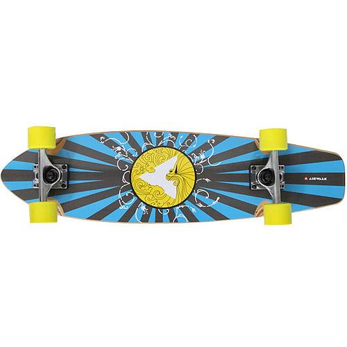 """Image of Airwalk 30"""" Cruiser Skateboard, Sunrise"""