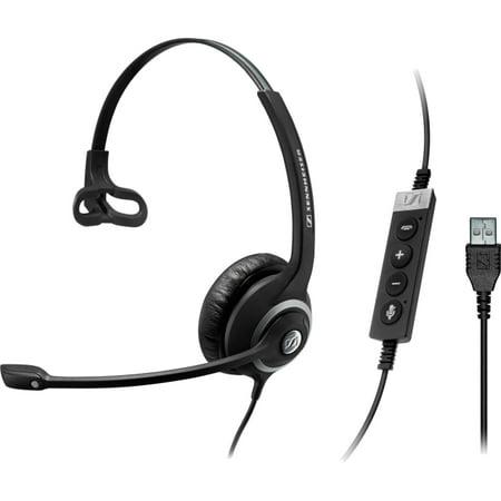 Sennheiser Circle SC 230 USB MS II Single-Sided Wired Headset w/ In-Line