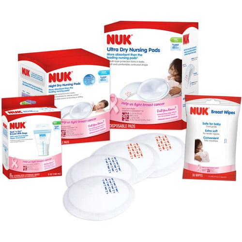 NUK Breastfeeding Starter Set