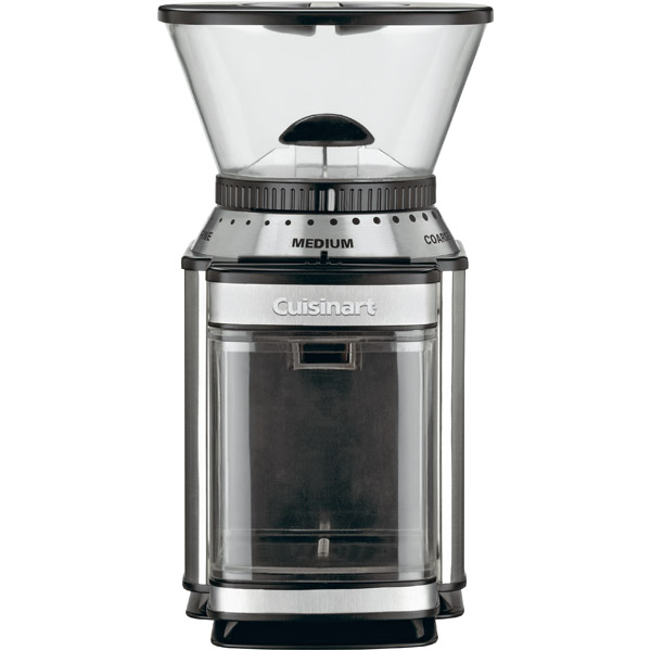 Supreme Grind® Automatic Burr Mill Coffee Grinder