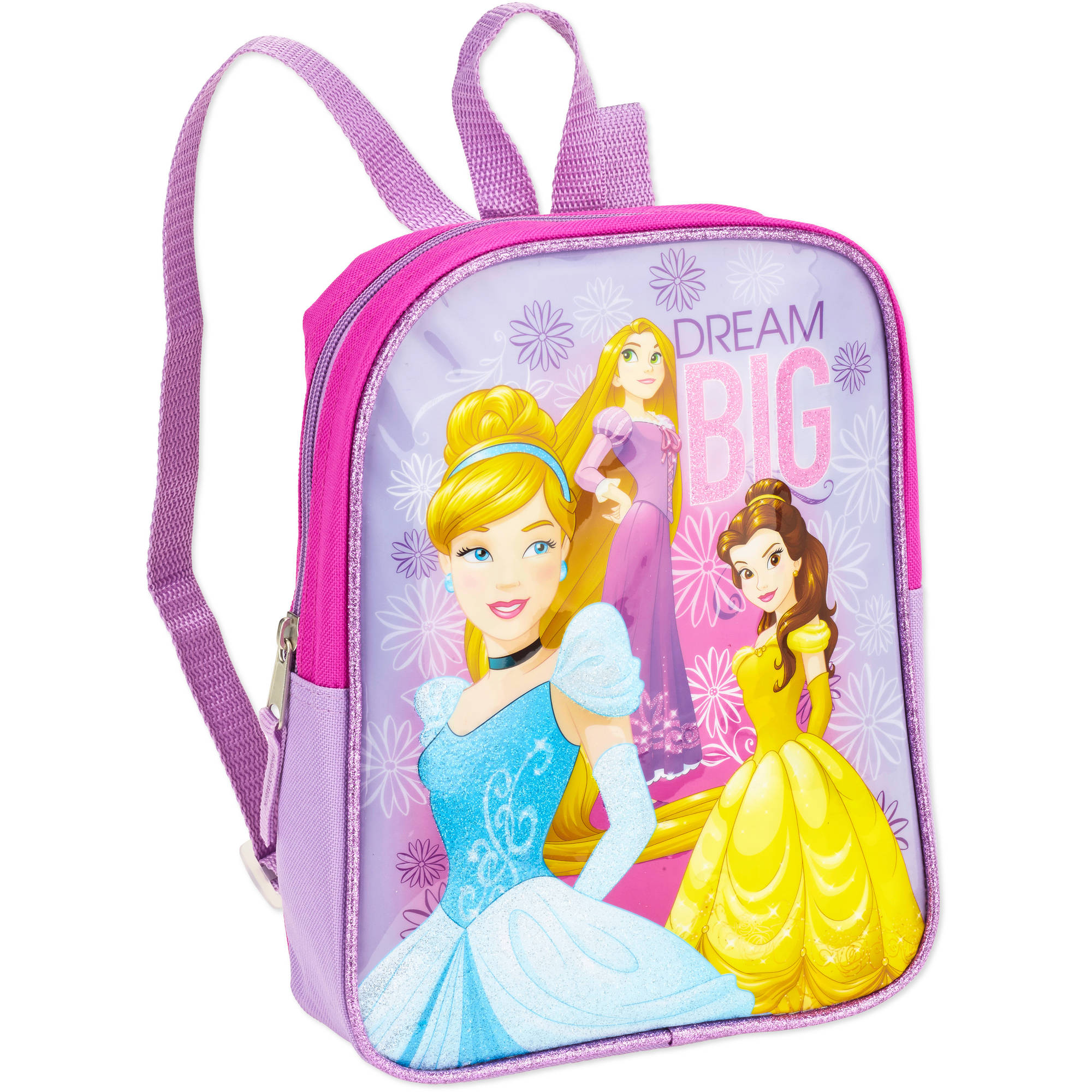 "Disney Princess 12"" Mini OPP Backpack"