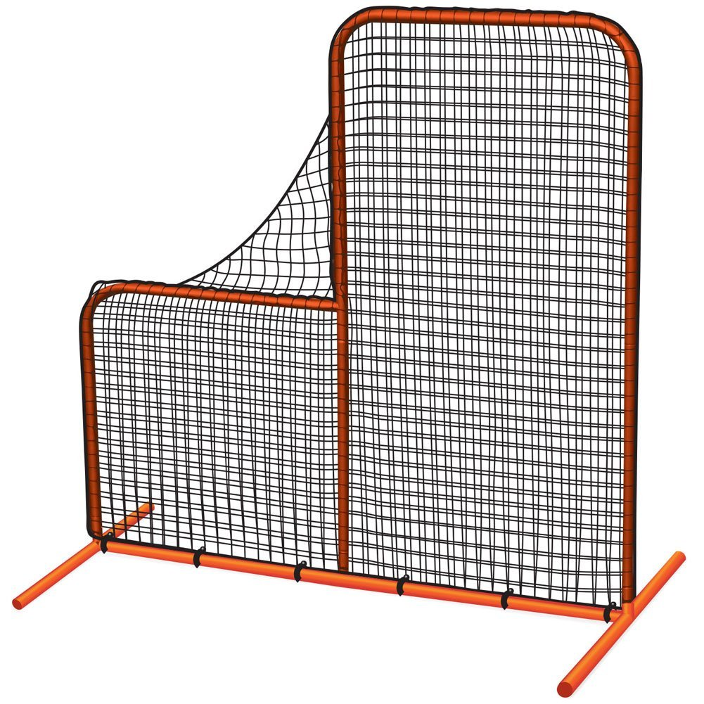 Champro Brute Pitcher's Safety L-Screen - 7' x 7'