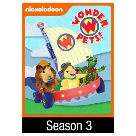 Wonder Pets Back To Kalamazoobee And Slug Underground Season 3