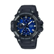Casio Men's Heavy Duty Chronograph Watch, Blue Dial