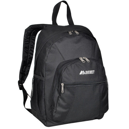 Everest Backpack with Dual Mesh Pockets