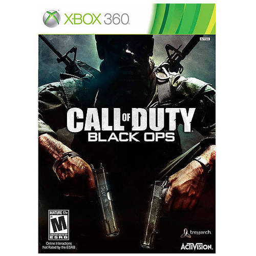 Call Of Duty Black Ops (Xbox 360) - Pre-Owned