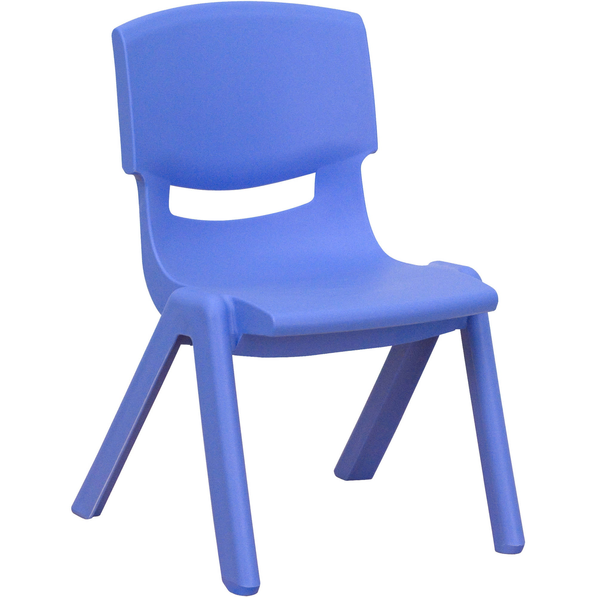 Flash Furniture Plastic Stackable School Chairs, 10.5u0027u0027 Seat Height, Set Of  4, Multiple Colors   Walmart.com