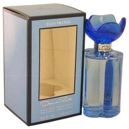 Oscar Blue Orchid by Oscar De La Renta - Women - Eau De Toilette Spray 3.4 (Oscar Red Orchid)