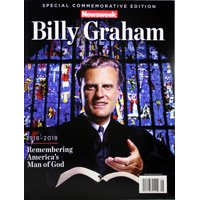 Billy Graham Commemorative Edition Newsweek NEW Remembering America's Man of God