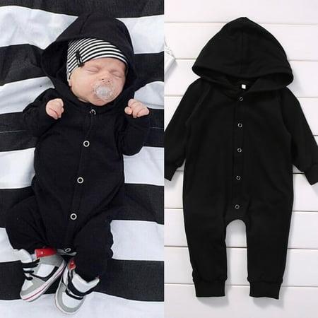 - Toddler Infant Newborn Baby Boy Romper Jumpsuit Playsuit Clothes Outfits 0-24M