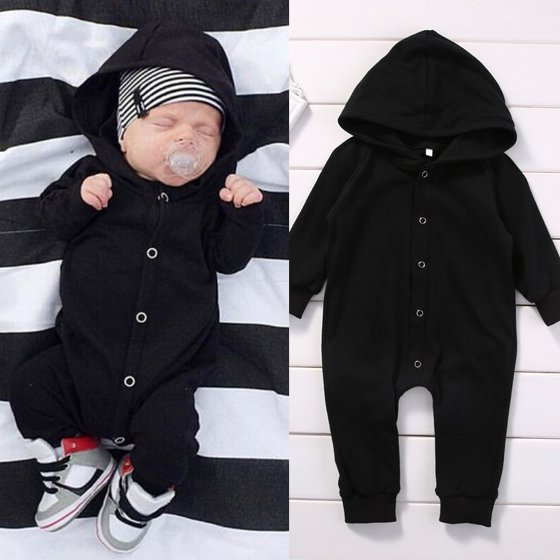 abb62bef8493 Emmababy - Toddler Infant Newborn Baby Boy Romper Jumpsuit Playsuit ...