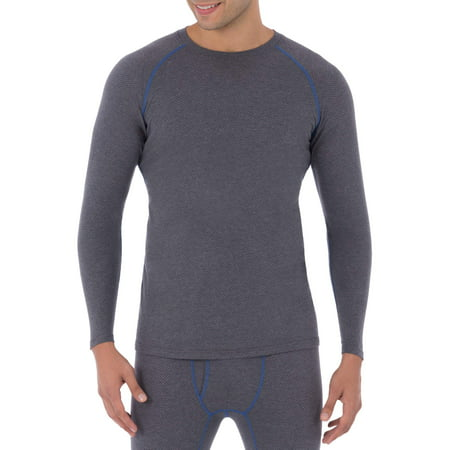 Fruit of the Loom Bigs Men's Breathable Thermal Crew (Long Johns Fruit Of The Loom)