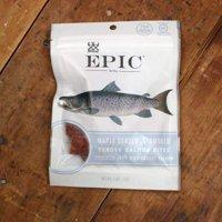 (8 Count) EPIC Maple Glazed & Smoked Tender Salmon Bites, 2.5oz