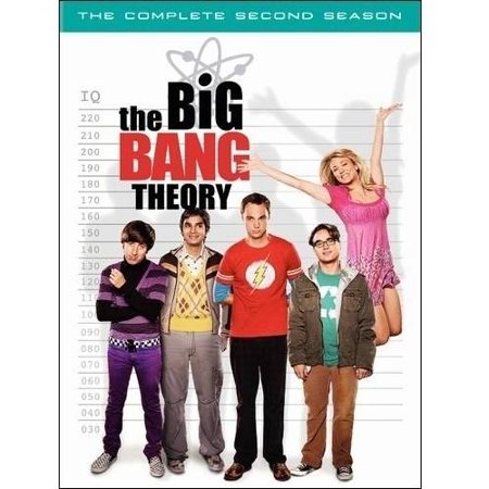 The Big Bang Theory  The Complete Second Season