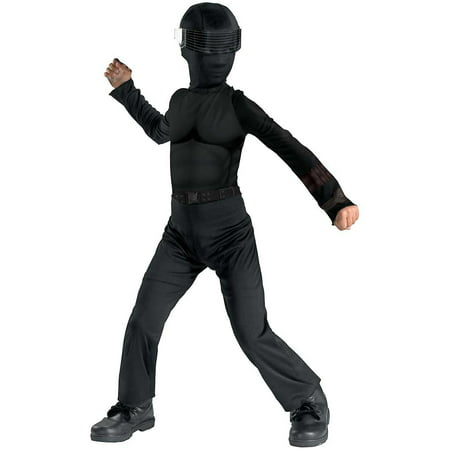 Child G.I. Joe Snake Eyes Costume Disguise 50371](Snake Eyes Costumes For Kids)