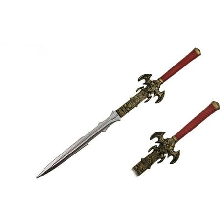 "Hero's Edge Foam Fire Sword, 43"""