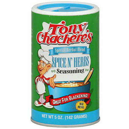 Tony Chacheres Special Herbal Blend Spice N Herbs Seasoning  5 Oz  Pack Of 6