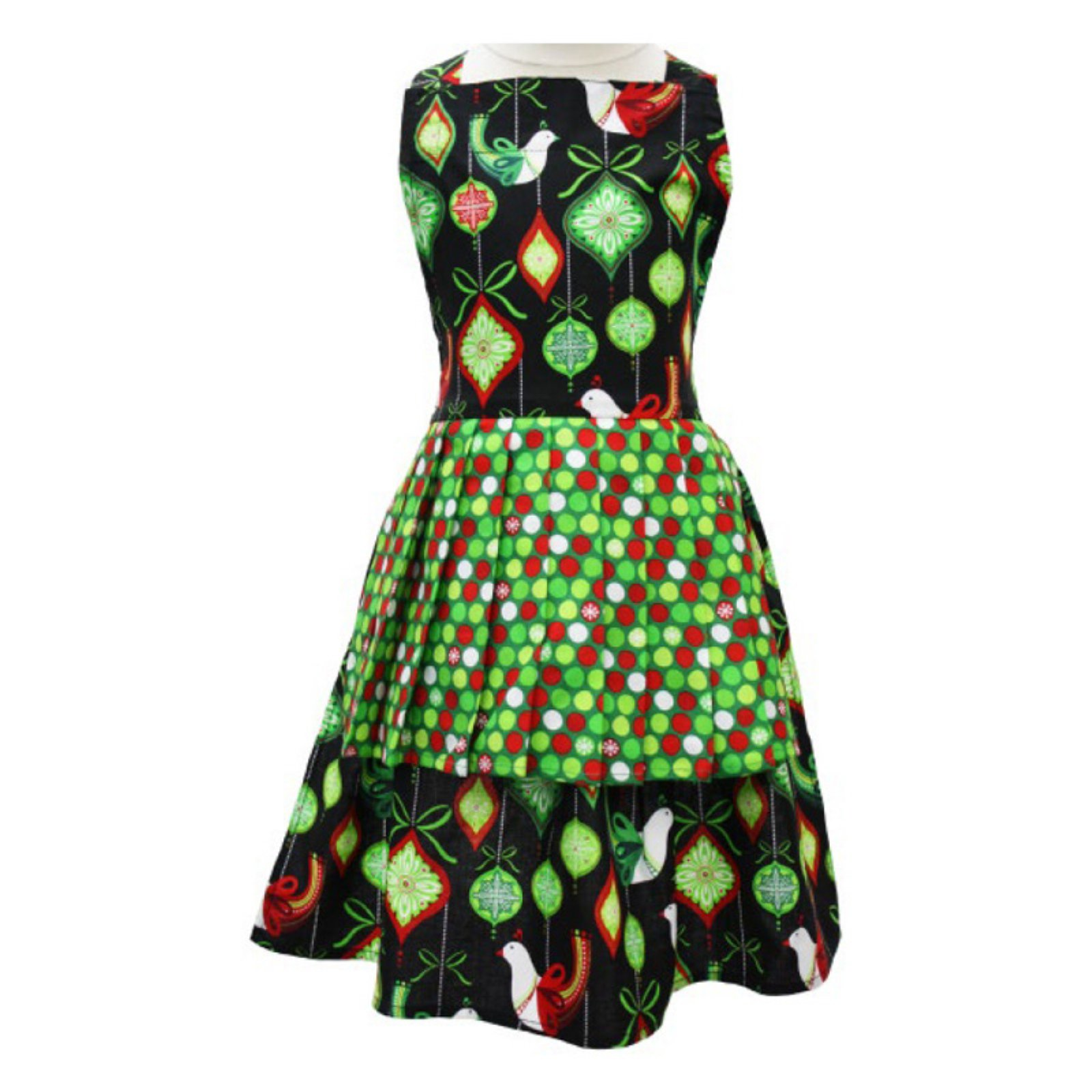 ASD Living Holiday Party Jessica Kids Apron