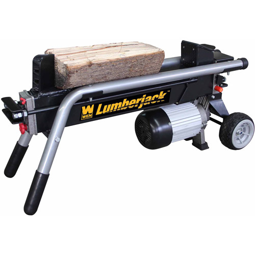 WEN 6-Ton Electric Log Splitter