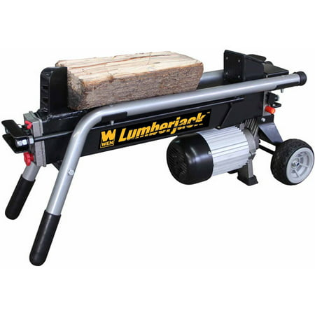 WEN 6-Ton Electric Log Splitter by