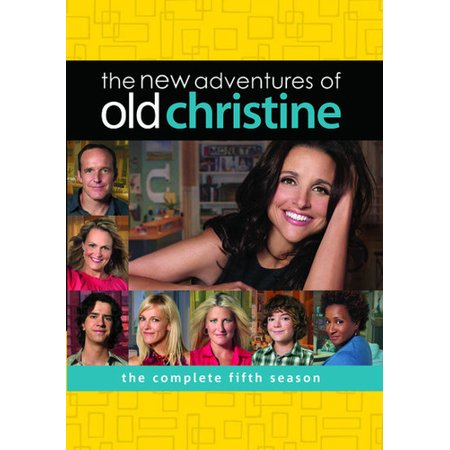 The New Adventures of Old Christine: The Complete Fifth Season (Richard From New Adventures Of Old Christine)