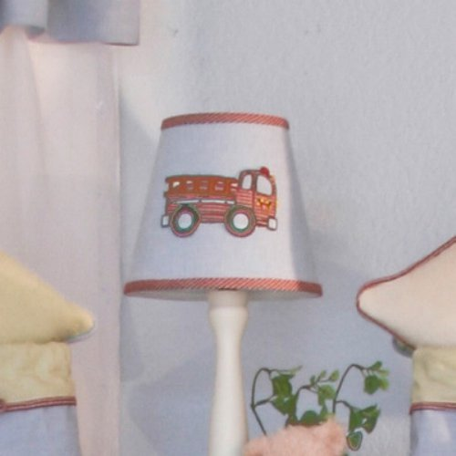 Brandee Danielle Fire Engine Lampshade