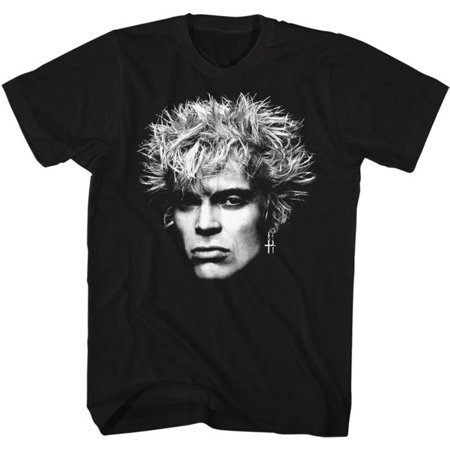 Billy Idol- Bighead Apparel T-Shirt - - Billy Idol Kids