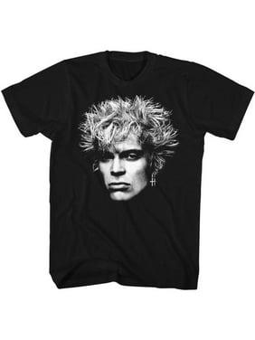 Billy Idol- Bighead Apparel T-Shirt - Black