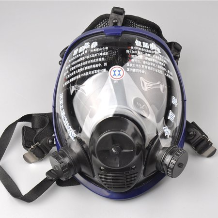 Anti-dust Painting Spraying Respirator Gas Mask For 3M 6800 Full Face