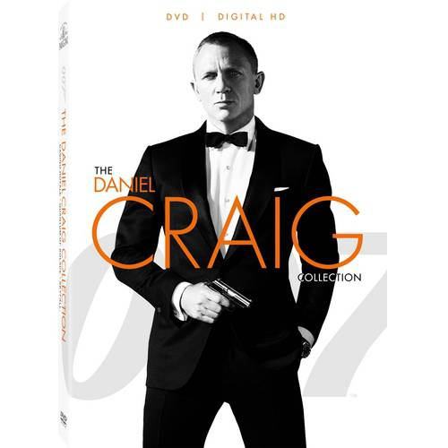 007: The Daniel Craig Collection (With INSTAWATCH) by Mgm