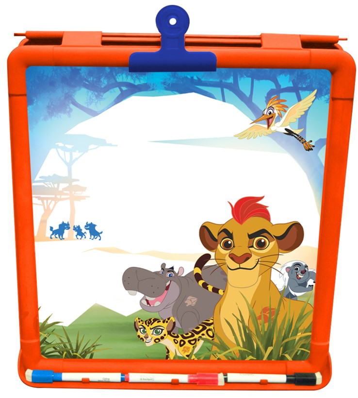 The Lion Guard Little Artist Double Sided Easel