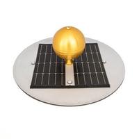 Titan Solar Light - Bronze/Black
