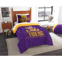 "NCAA LSU Tigers ""Modern Take"" Bedding Comforter Set"