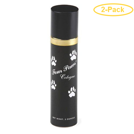 Four Paws Black Cologne 3 oz - Pack of 2