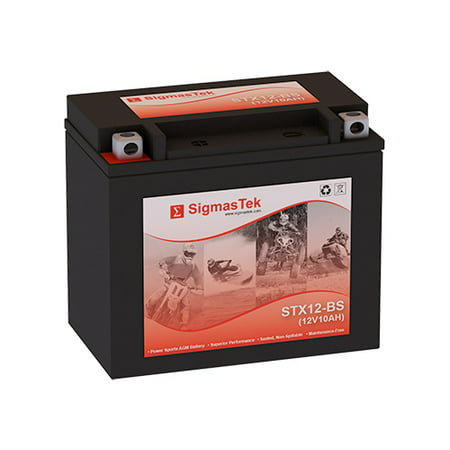 HammerHead GTS 150 Dune Buggy Replacement Go Kart Battery on