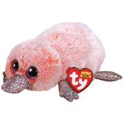 TY Beanie Boos - WILMA the Platypus (Glitter Eyes) (Regular Size - 6 inch)