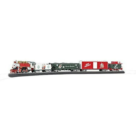 Ho Christmas Train.Bachmann Trains A Norman Rockwell Christmas Train Ho Scale Ready To Run Electric Train Set