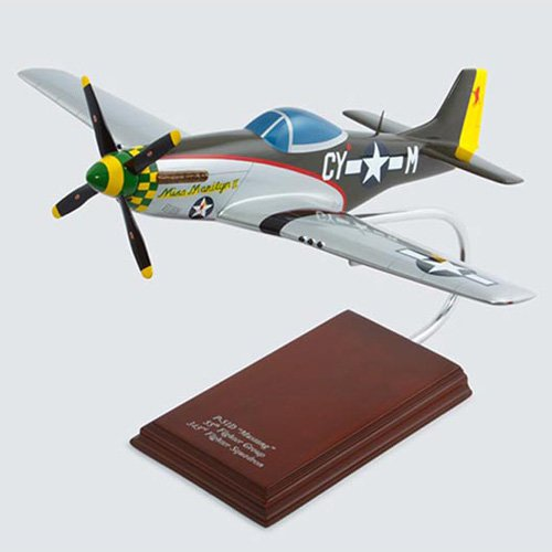 Daron Worldwide North American Aviation P-51D Miss Marilyn Model Airplane
