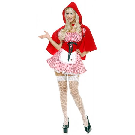 Little red riding hood Halloween costume - Little red ...