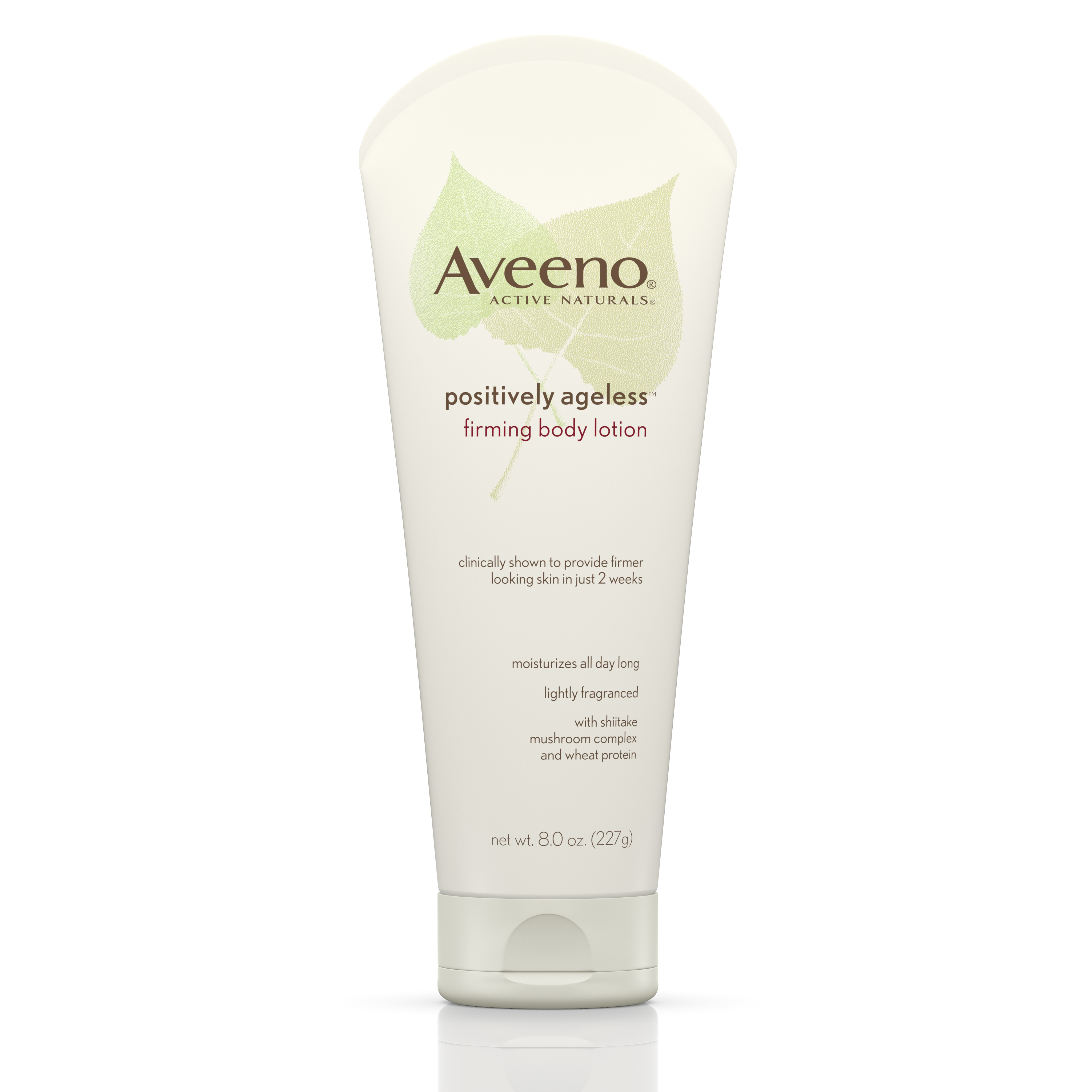 Aveeno Positively Ageless Anti-Aging Firming Body Lotion, 8 Oz - Walmart.com