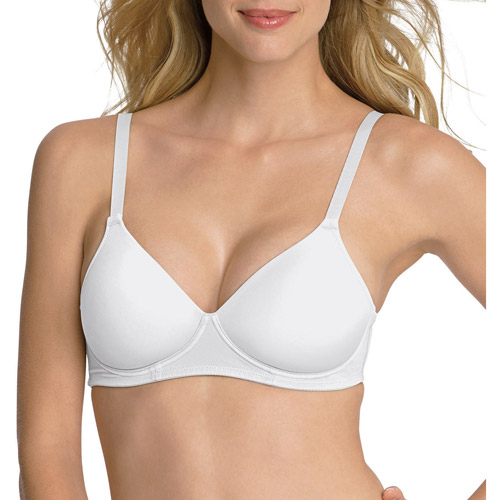 Hanes Concealing Petals Wirefree Bra, Style G510