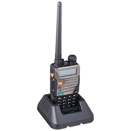 (baofeng dual band uv-5re amateur handheld two way radio uhf/vhf 136-174/400-480mhz transceiver with free earpiece)