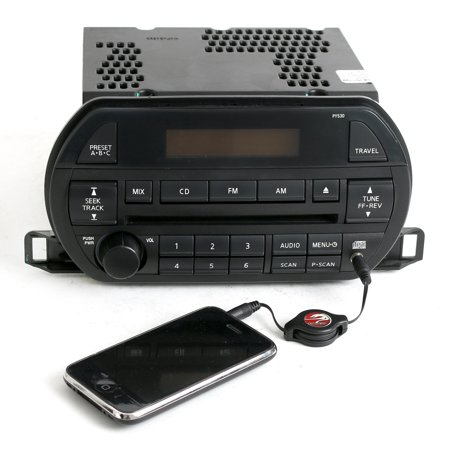 Nissan Altima 02-04 Radio AM FM CD Player w Aux 3.5mm Input - PY530 - 281853Z710 -