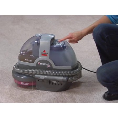 Bissell Spotbot Deep Cleaner for Pet Stains Bissell Spotbot Carpet