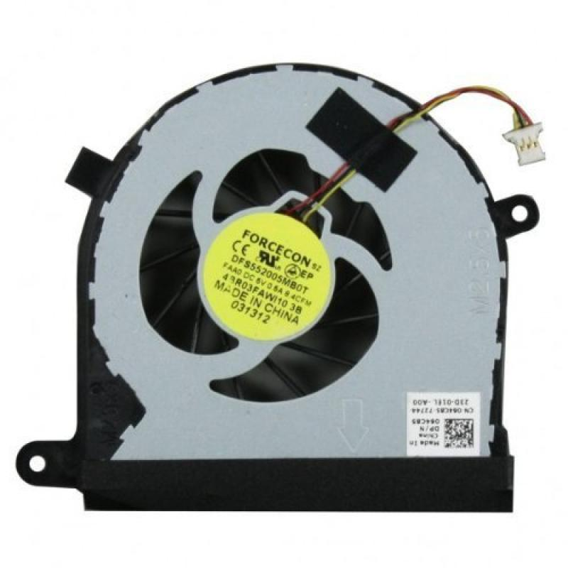 Eathtek Replacement Laptop CPU Cooling Fan for Dell Latitude E6500 Precision 4400 YP387 0YP387 Series