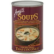 Amy's Thai Coconut Soup, 14.5 oz (Pack of 12)
